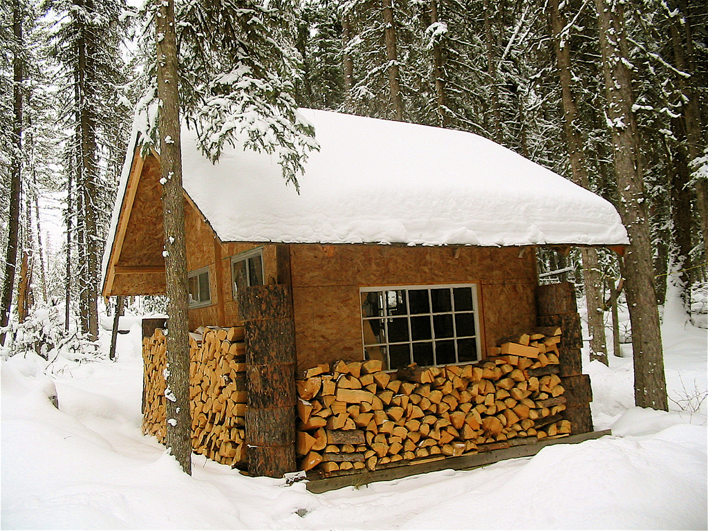Firewood A Continuous Lean