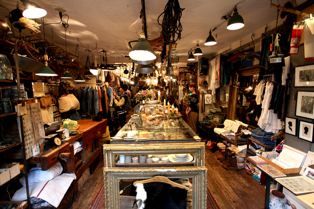 The Best Vintage Store in the World | A Continuous Lean.