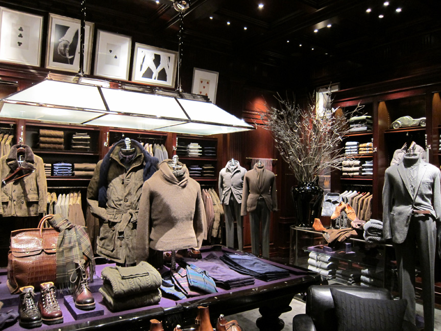 Mens clothing stores nyc. High-end brands like Christian Louboutin and Bottega Veneta have already opened specialty men's shops