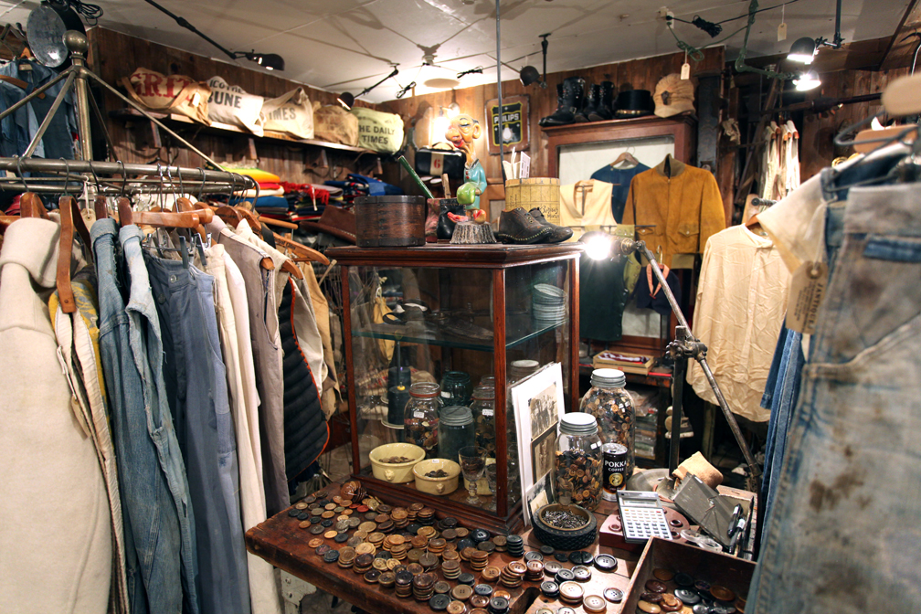 The best vintage store in the world a continuous lean for Best consignment stores nyc