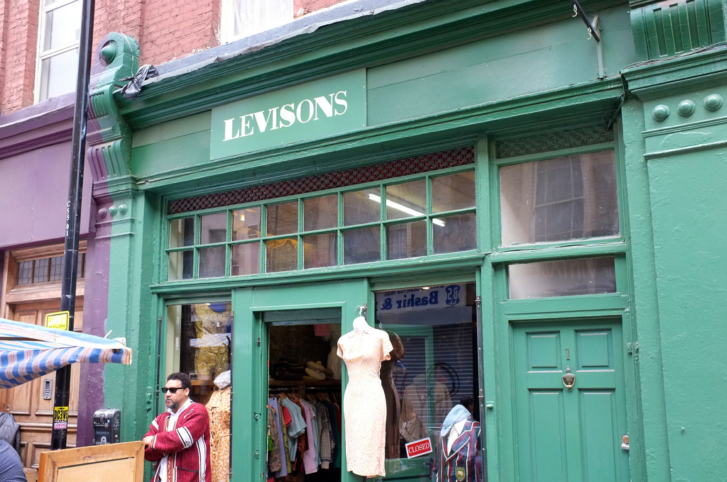 shopping levisons of cheshire a