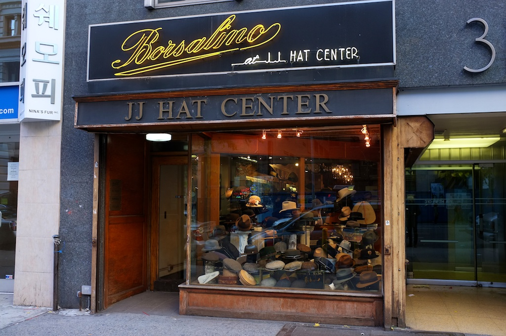 The Lure of the Borsalino at JJ Hat Center  a5589738970c