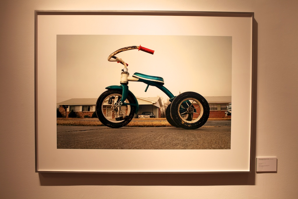Eggleston at Auction | A Continuous Lean.