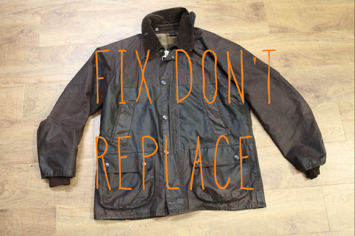 fixdontreplace