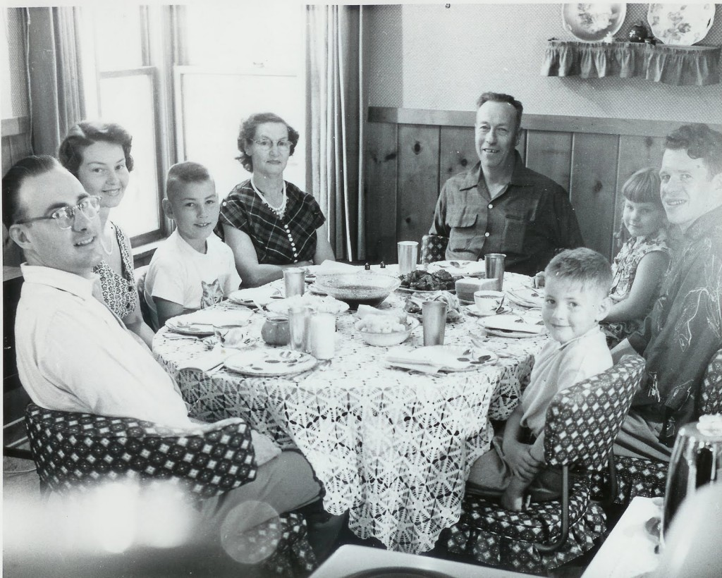 1950s Thanksgiving