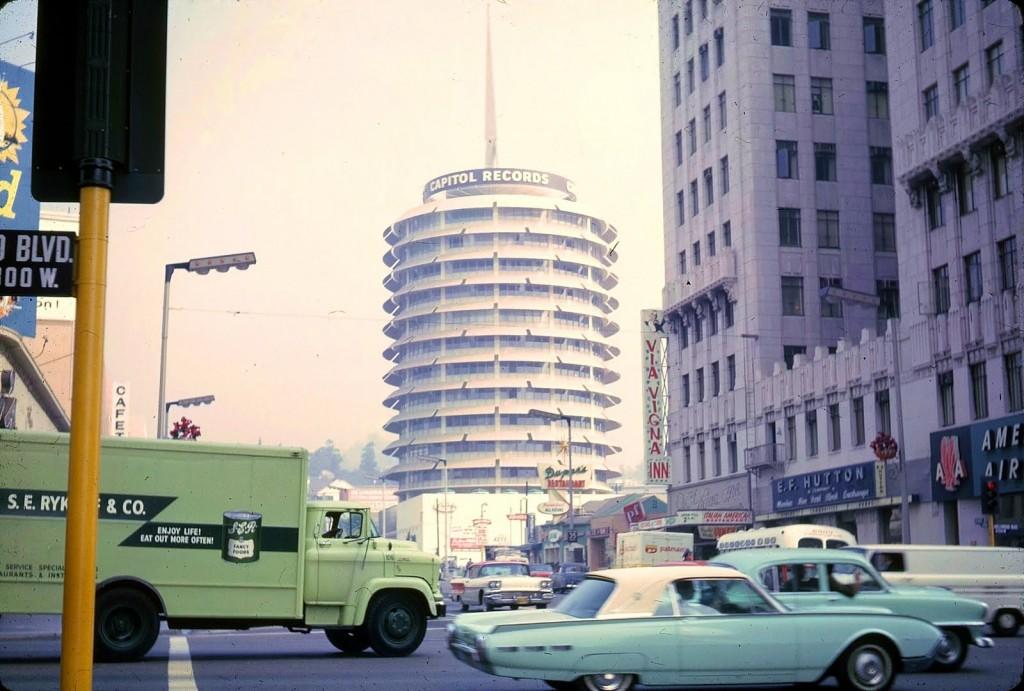 The Secret Of That Capitol Studios Sound A Continuous Lean