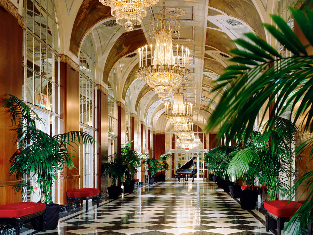 The Acl Guide To New York Hotels Young Amp Old A