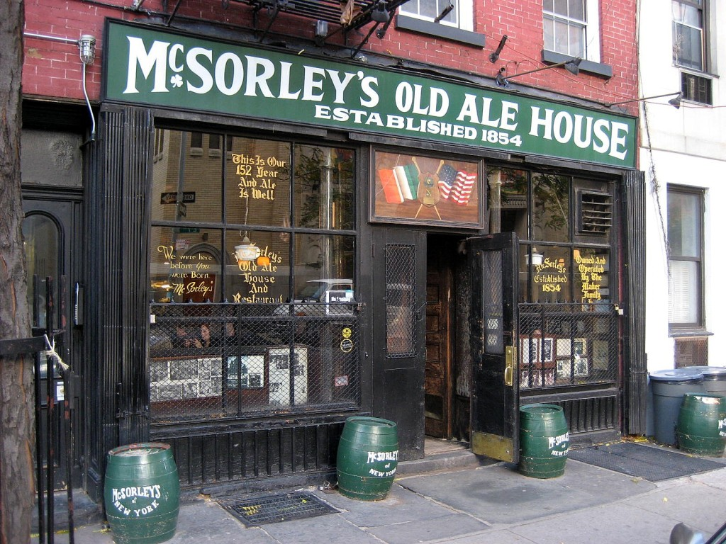 Revisiting Mcsorley S Old Ale House A Continuous Lean