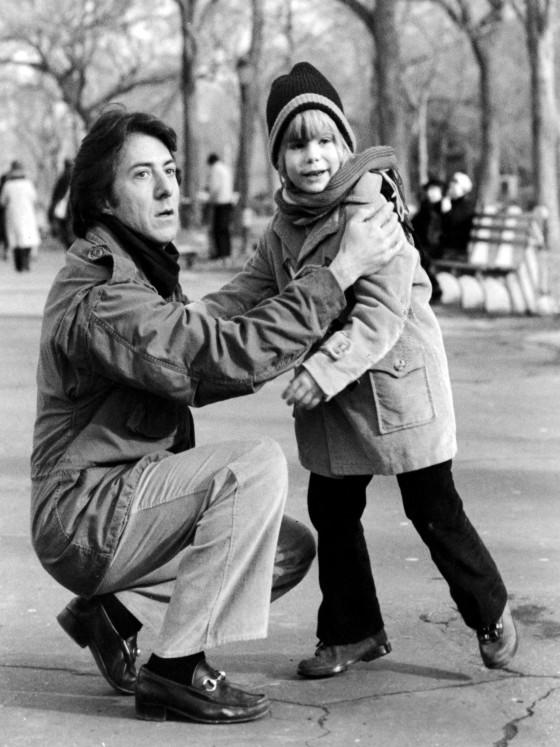 Dustin Hoffman wearing bit loafers in Kramer vs. Kramer