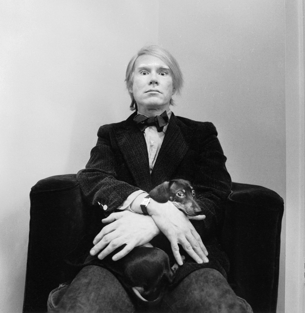 Andy Warhol and Brooks Brothers. | A Continuous Lean.