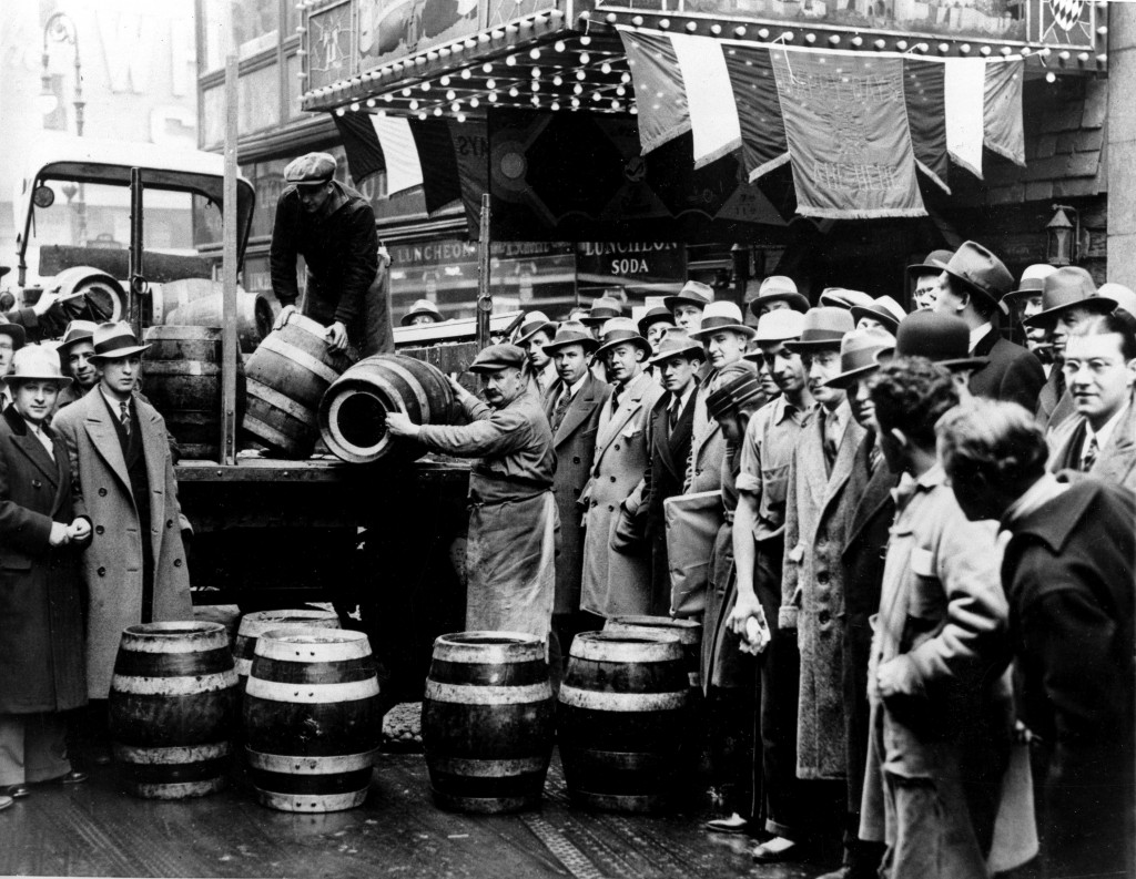 the inintended consequences of alcohol prohibition in When the 18th amendment and the volstead act were put into place, clearly someone had to see there would be more than a few unintended consequences.