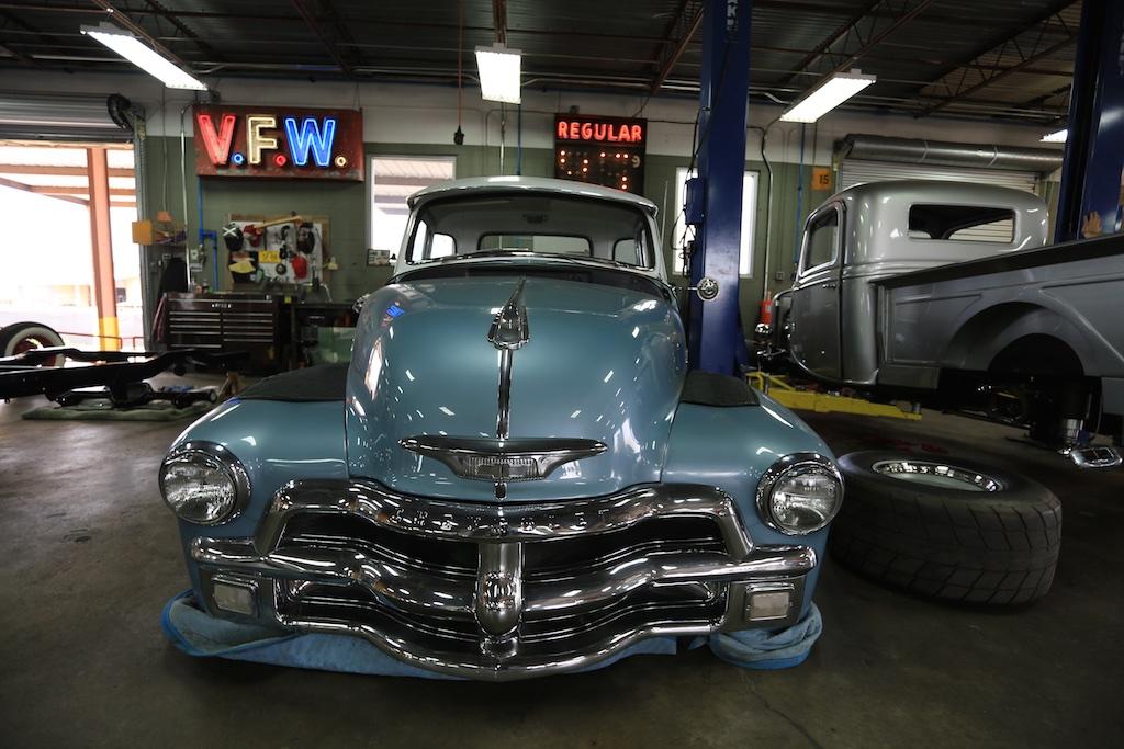 Austin Speed Shop 11