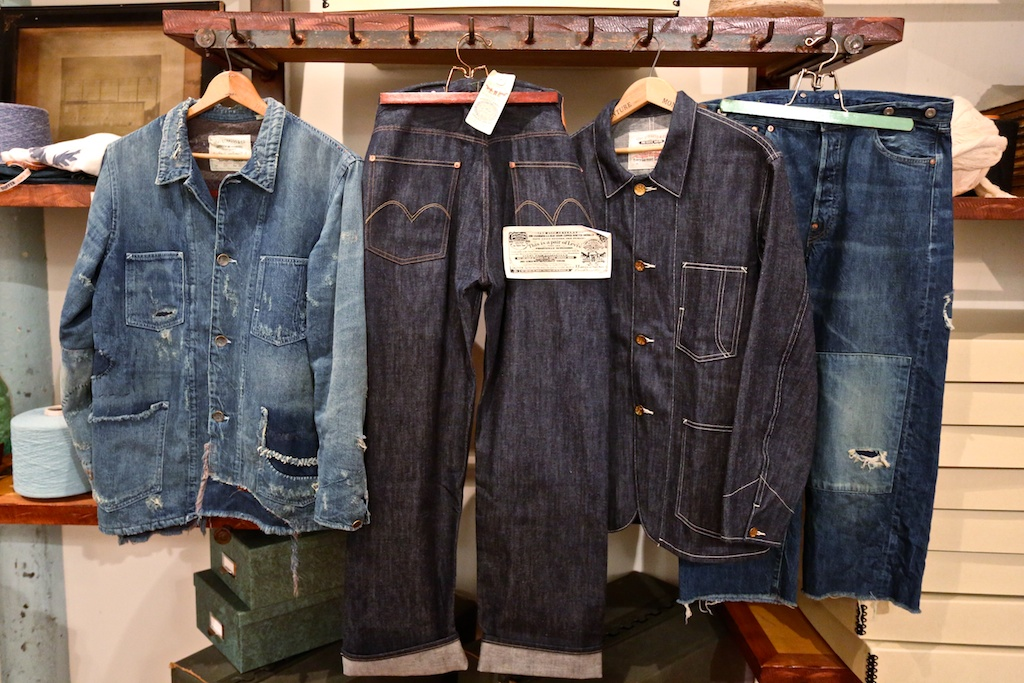 Levis 1915 Collection