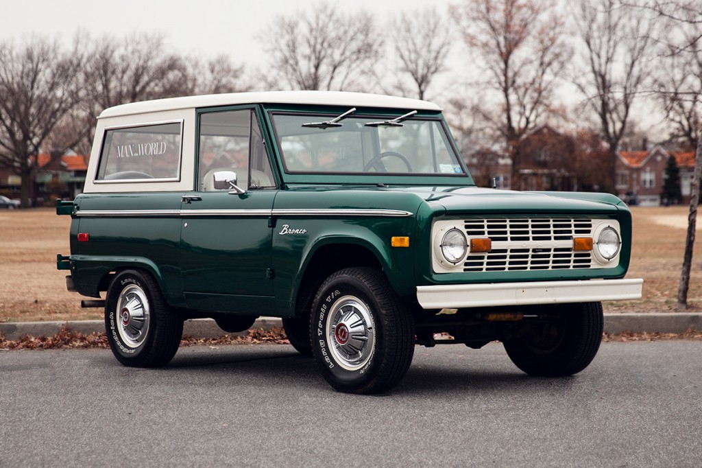 Celebrating 50 Years Of The Ford Bronco A Continuous Lean