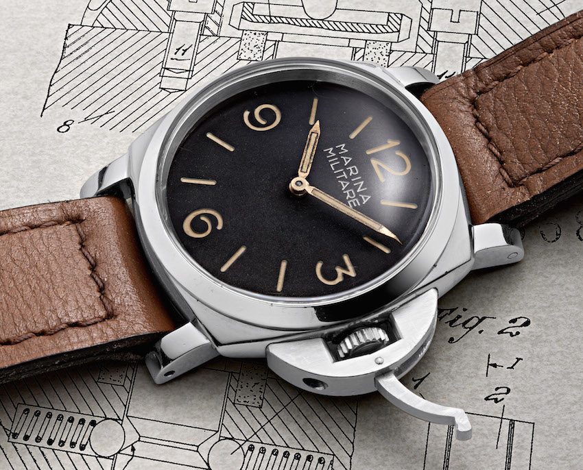 Officine panerai and the invention of the diving watch a - Panerai dive watch ...